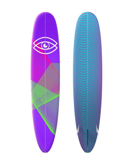 Eyeboard Surf Design