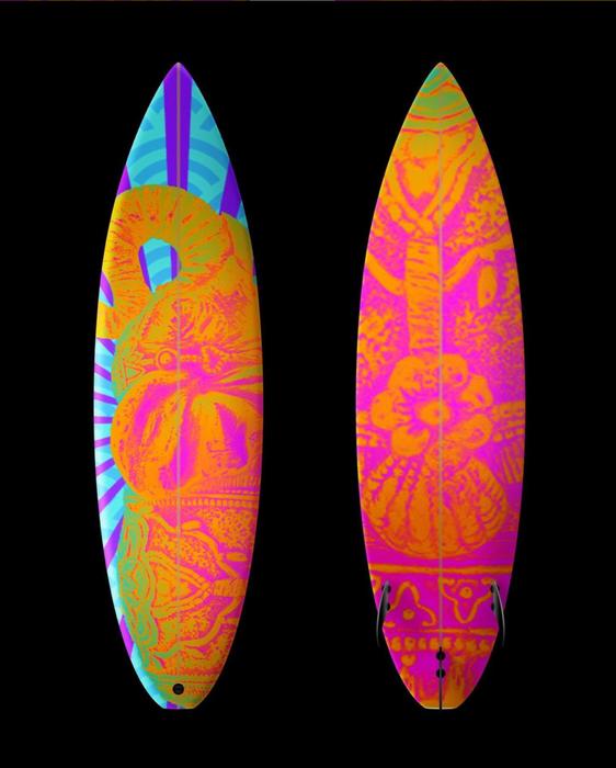 Elephant Ray Surf Design