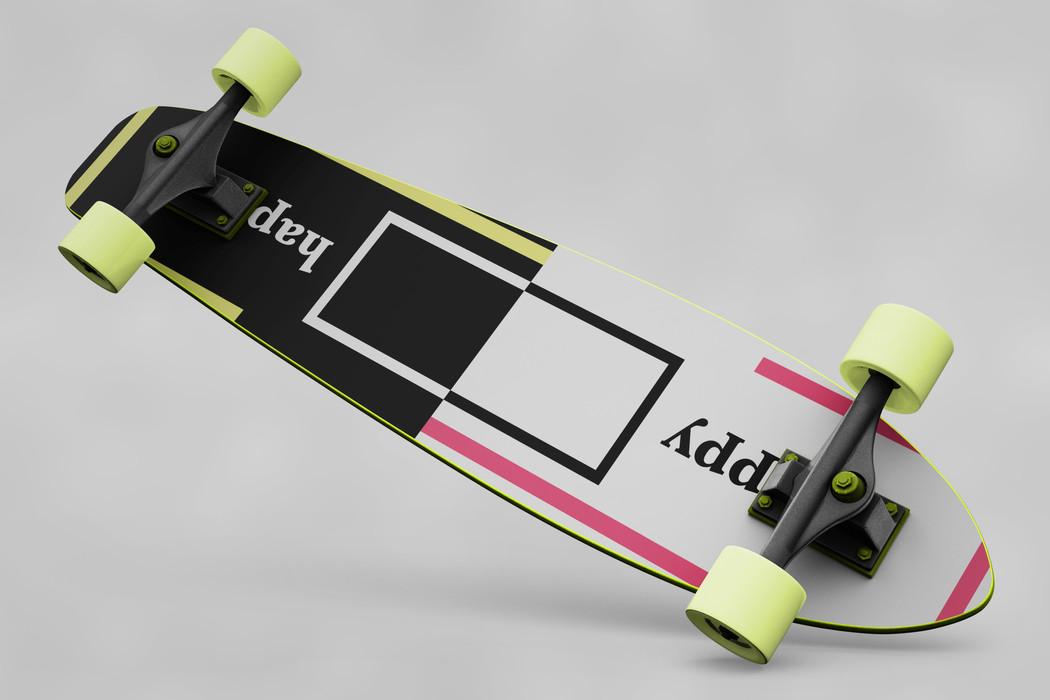 Happy Longboard Design