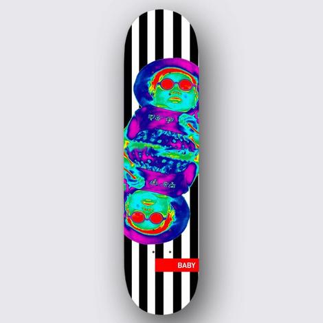 Baby Skateboard