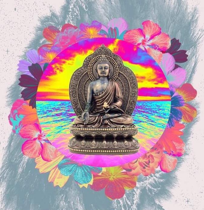 Buddha Circle