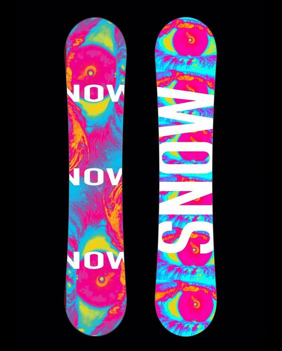 Eye Snowboard Design