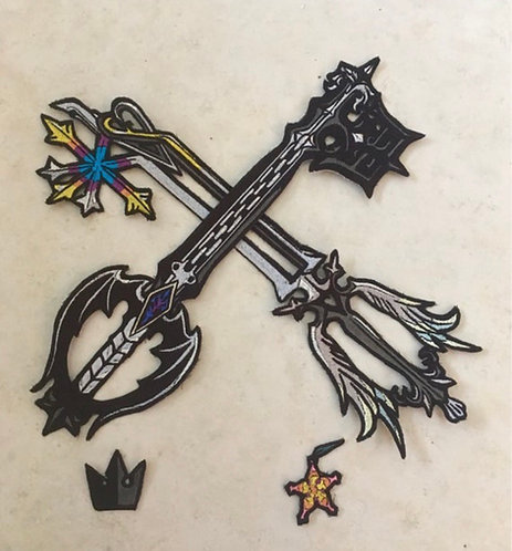keyblade patches