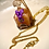 Thumbnail: Hades game inspired fanart ambrosia and nectar bottle jewelry