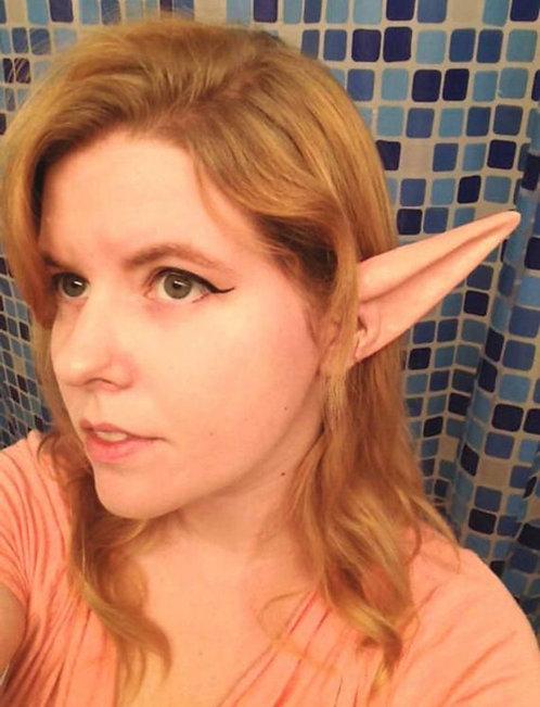 Long elf ears