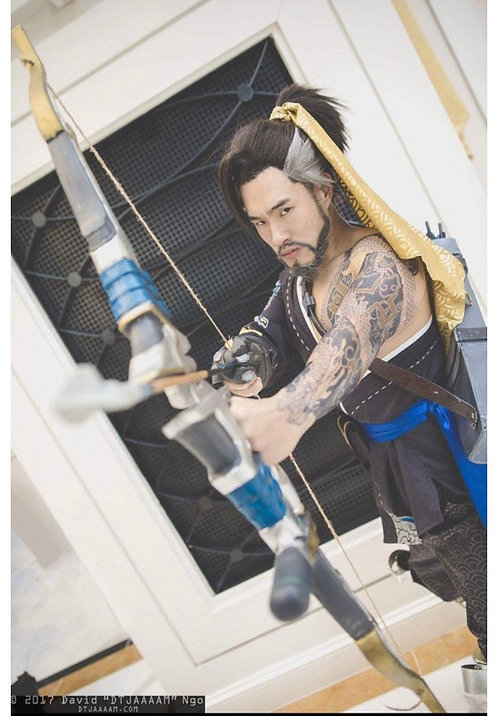 Hanzo tattoo