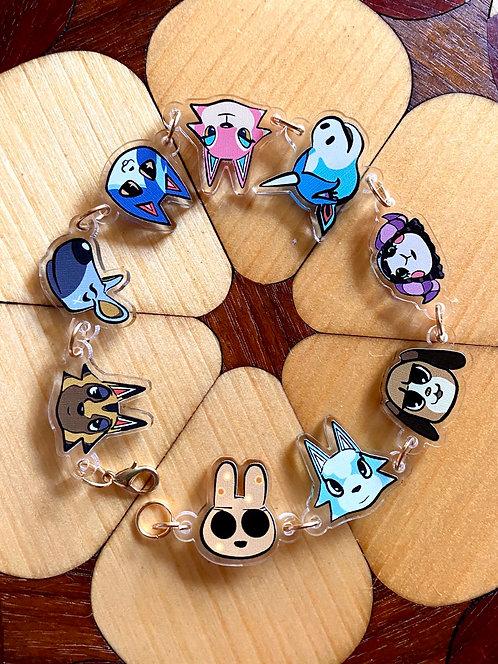 Animal crossing bracelet 2