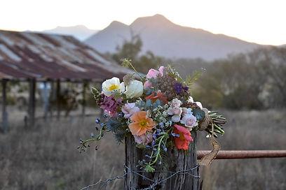 Custom floristry design created and photographed by Elderflower Farm in the Scenic Rim, Queensland, Australia.