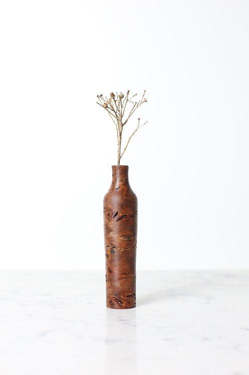 Elm Burr Dried Flower Vase #6