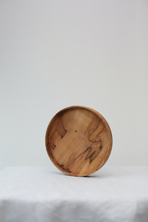 Spalted Horse Chestnut Small Halo Tray #1