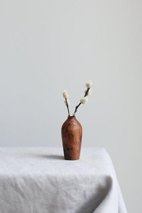 Elm Burr Dried Flower Vase #22