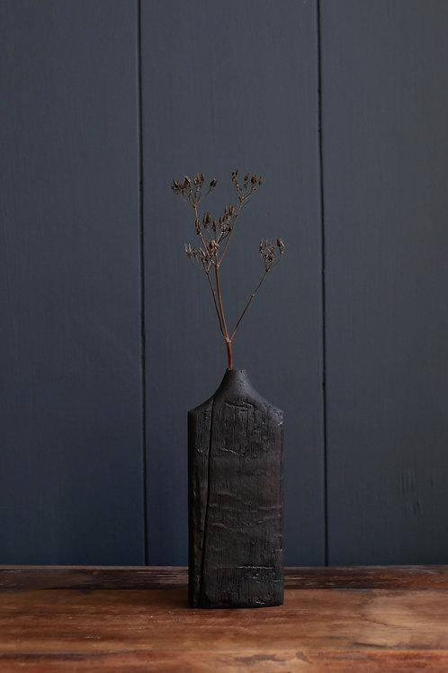 Charred Ash Bud Vase #8