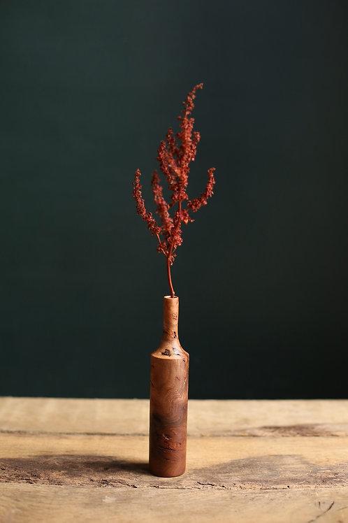 Elm Burr Small Dried Flower Vase #3