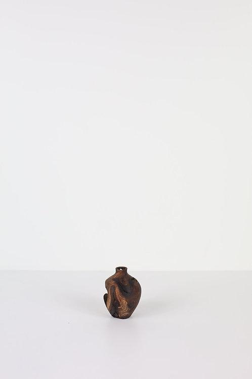Elm Burr Dried Flower Vase #15