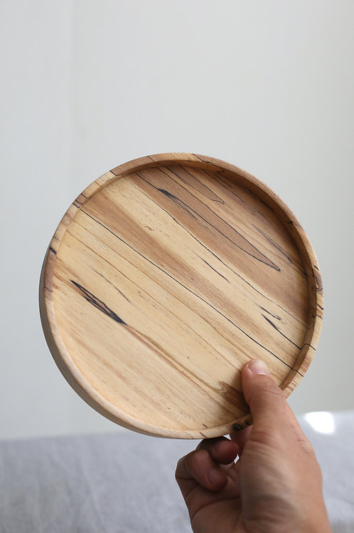 Spalted Beech Small Halo Tray #2