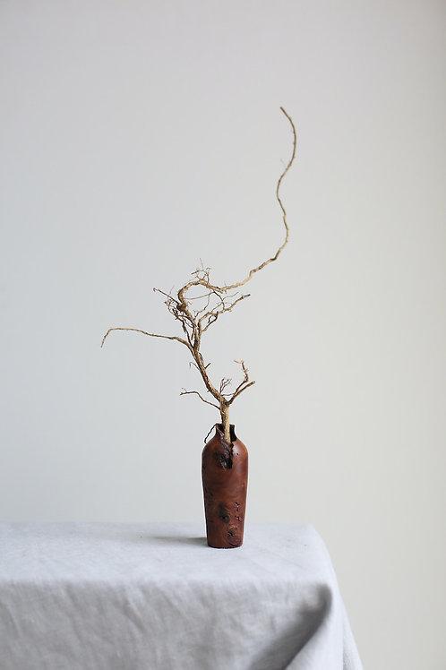 Elm Burr Dried Flower Vase #25
