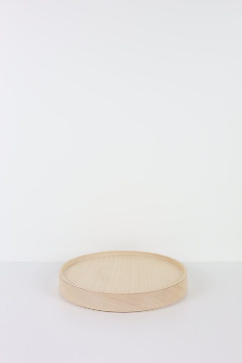 Small Sycamore Halo Tray