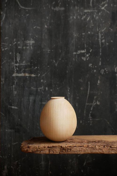 Sycamore Egg Vessel