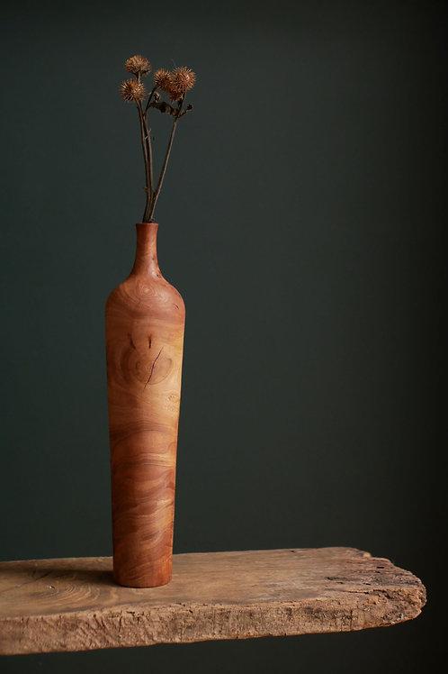 Elm Burl Bud Vase #6
