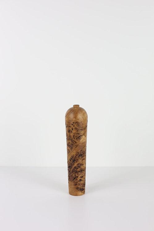 Oak Burr Dried Flower Vase #4