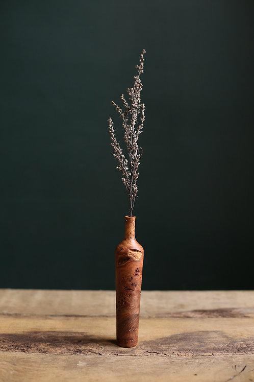 Elm Burr Small Dried Flower Vase #2