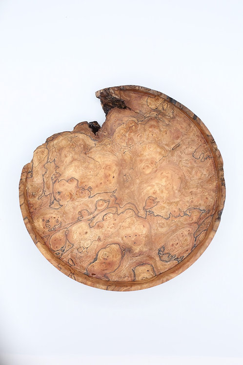 Spalted Elm Burr Small Tray #2
