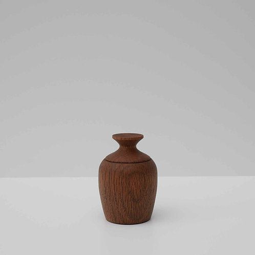 Oak Lidded Box