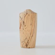 ashandplumb_-_Spalted_Beech_Bud_Vase_#11