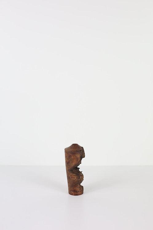Elm Burr Dried Flower Vase #14