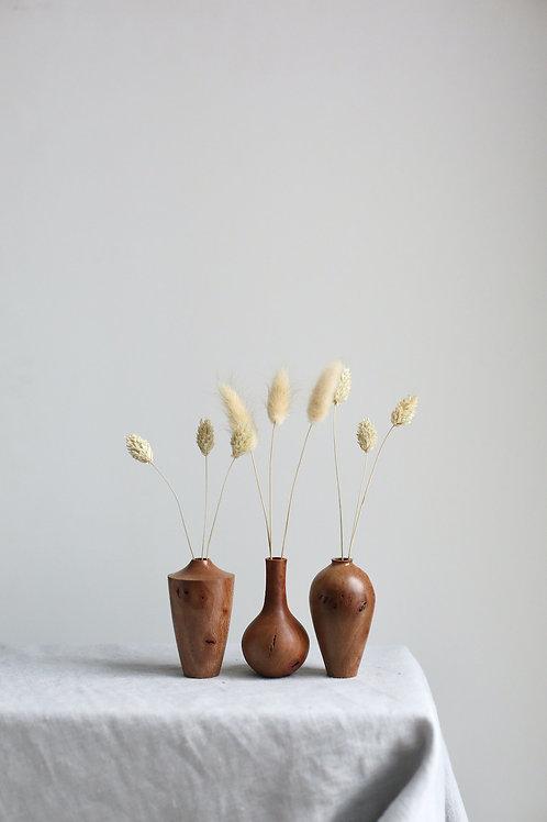 London Plane Mini Dried Flower Vases Set #2