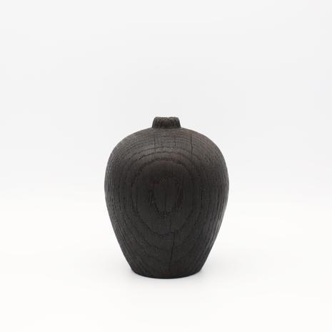 ashandplumb_-_Charred_Oak_Bud_Vase_#2_-_