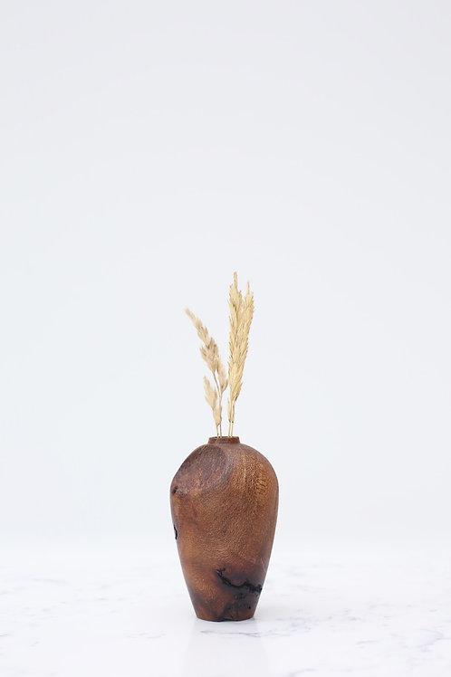 Elm Burr Dried Flower Vase #10