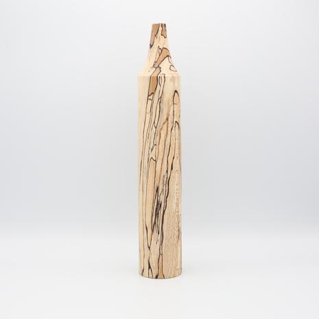 ashandplumb_-_Spalted_Beech_Bud_Vase_#7_