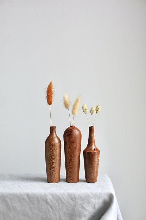 London Plane Dried Flower Vases Set #1