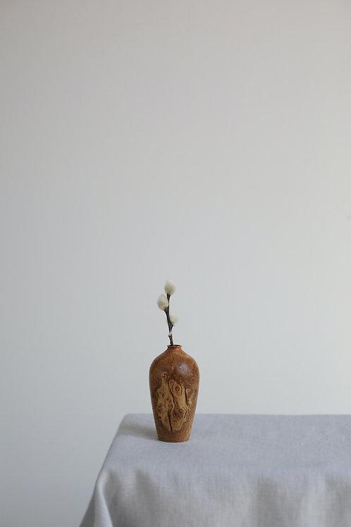 Oak Burr Dried Flower Vase #9