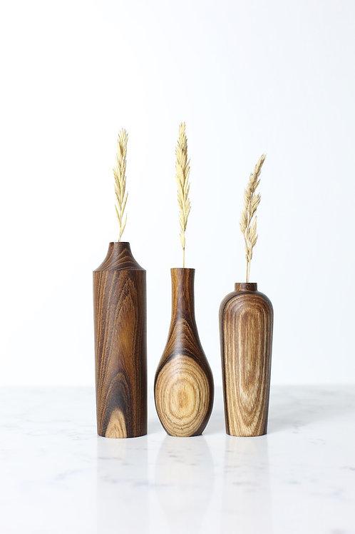Laburnum Mini Dried Flower Vase Set #3
