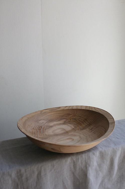Large Olive Ash Bowl