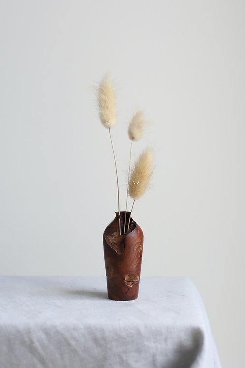 Elm Burr Dried Flower Vase #23