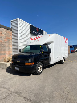 Chevy Express 4500