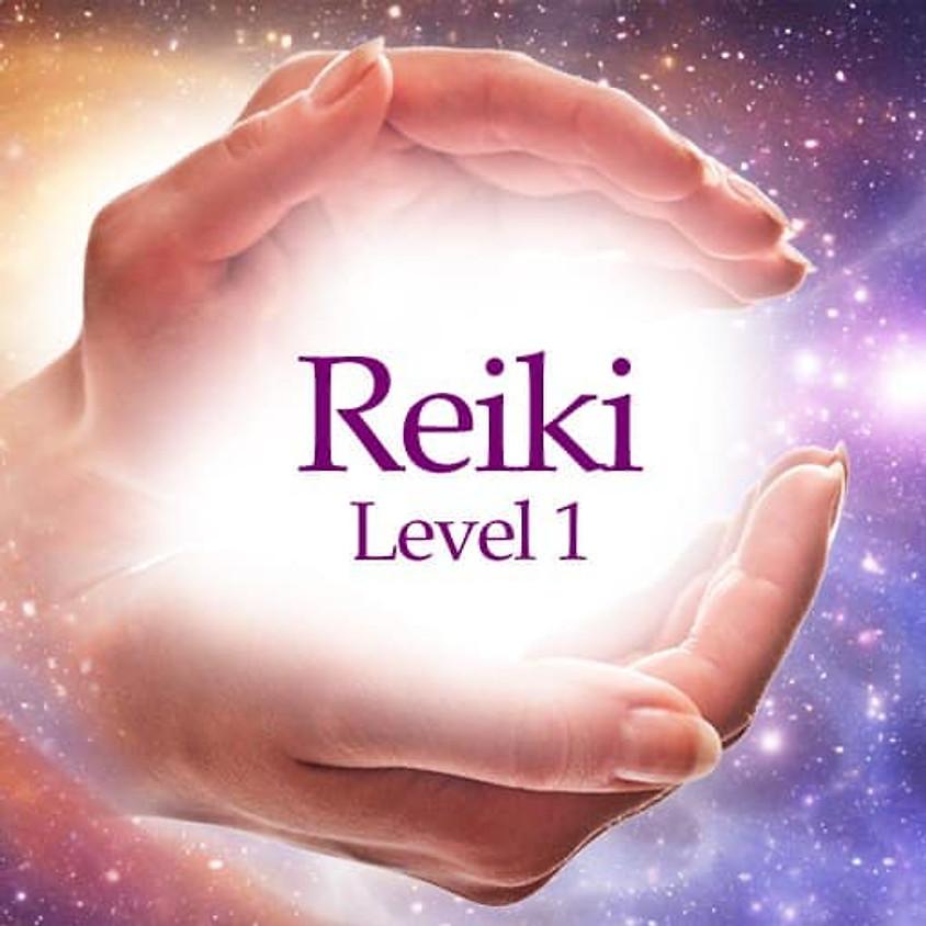 Reiki Level I Class-October 18 FULL