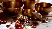 Unique Healing Experience - Tibetan Singing Bowls -Unique Healing through Sound & Vibration You