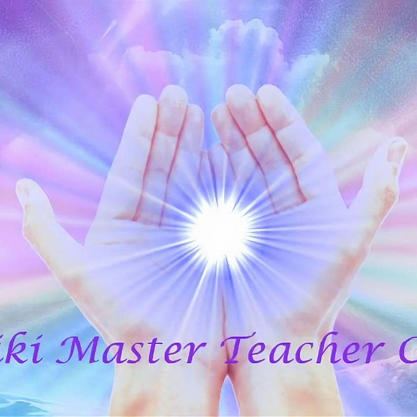 Reiki Master Teacher-October 11