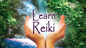 Reiki First Degree Training