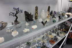 Wide Variety of Crystals