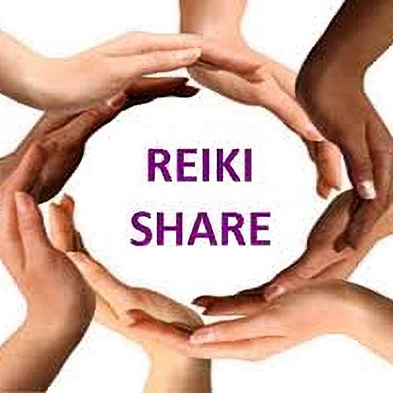 Reiki Share - All levels welcome