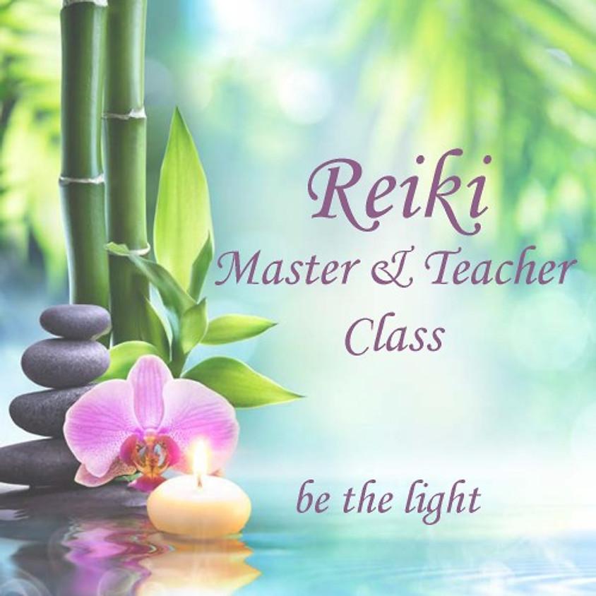 USUI Reiki Master Teacher Class - FULL