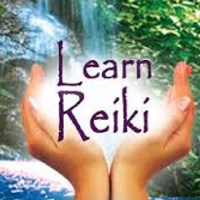 Reiki Level 2 USUI Reiki Advanced Practitioner Training