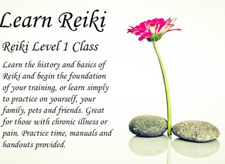Reiki Level I Training Course