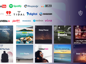 Playlisted (that's a word right?)  + Spotify + More