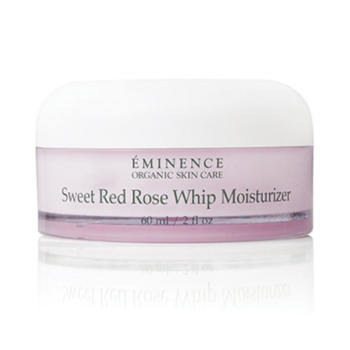 Sweet Red Rose Whip Moisturizer